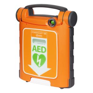 Cardiac Science Powerheart AED G5 Halbautomat (Deutsch-Französisch)