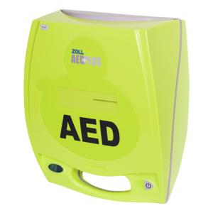 Zoll AED Plus mit EKG Anzeige