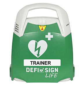 DefiSign AED trainer