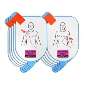 Defibtech Ersatzpads Trainingselektroden (5 Paar)