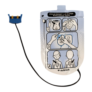 Defibtech Lifeline & Lifeline Auto Kinderelektroden