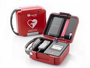 Philips Heartstart FR3 Systemkoffer