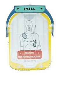 Philips Heartstart HS1 Trainings Elektrodenkassette Erwachsene