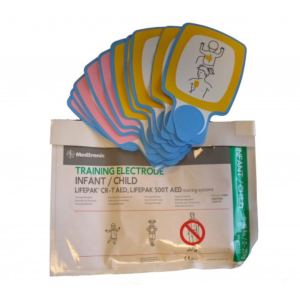 Physio-Control/Medtronic CR Plus Trainingselektrodenset für Kinder