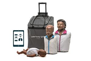 Laerdal Little Family QCPR, dunkelhäutig - NEU 2019