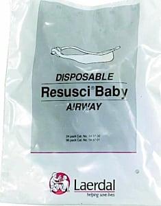 Laerdal Resusci Baby Basis Luftwege (24)