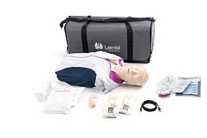 Laerdal Resusci Anne QCPR AED Torso (NEU)