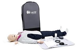 Laerdal Resusci Anne QCPR Ganzkörper mit Airwaykopf (NEU)