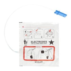 Schiller FRED Easy Elektroden für Erwachsene